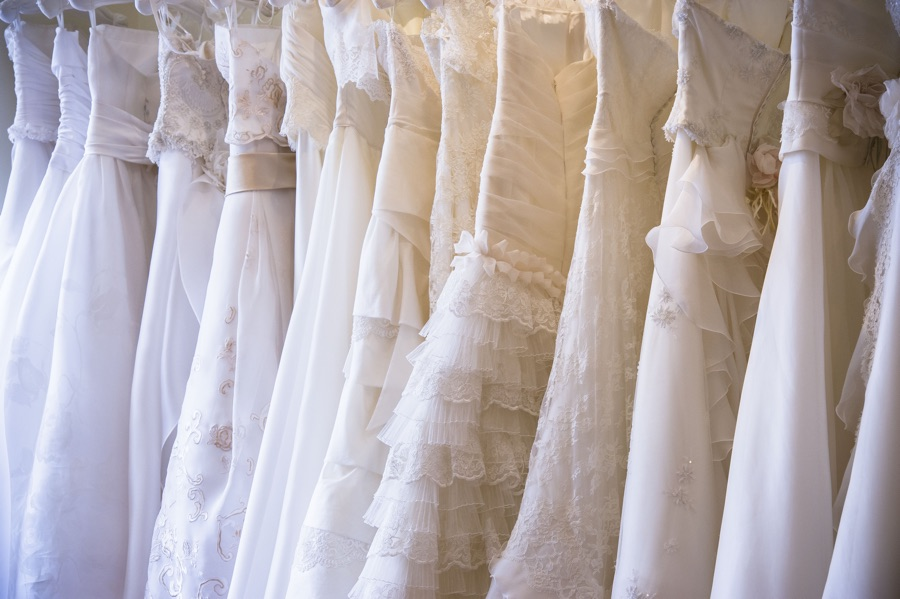Wedding Dress Cleaning And Gown Preservation